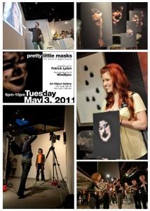 Pretty Little Masks show with WindSync   San Jose, USA