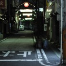 A popular Jazz and entertainment district, Noge-cho takes on a serene feel after the clubs and bars close | Yokohama, Japan