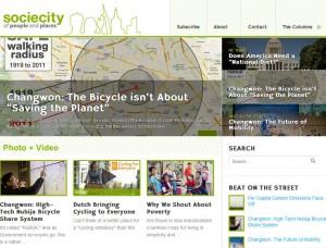 sociecity website screenshot
