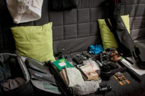 Packing for Korea/Japan Trip