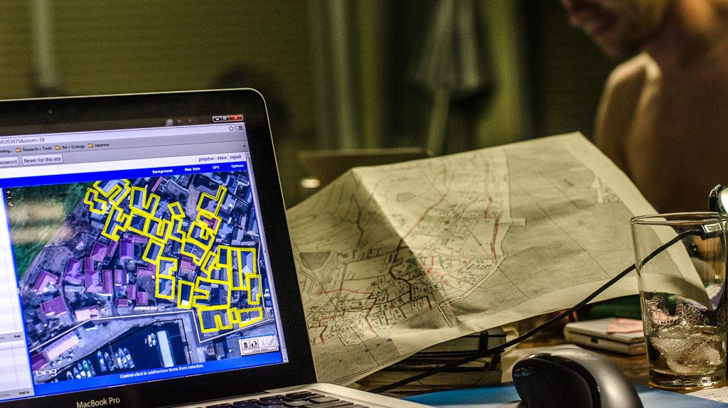 Mapping Megijima