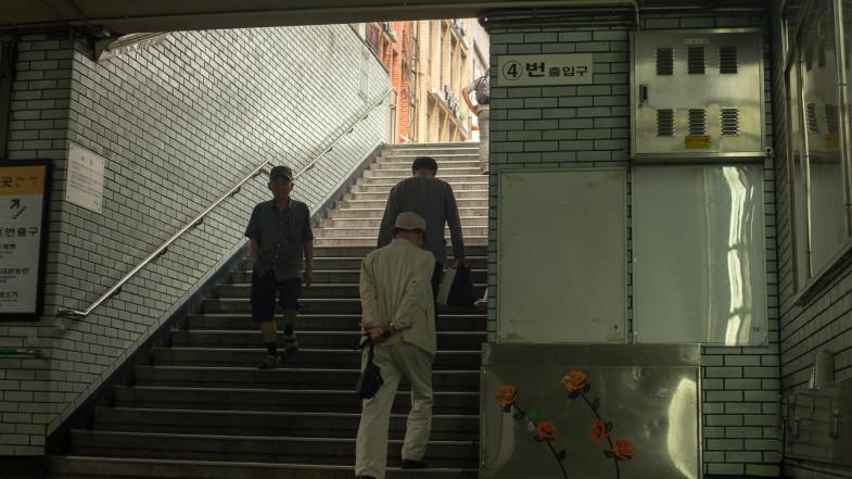 Jongno 5-ga Subway Station in Seoul, South Korea (photo: CC BY-SA, P.M. Lydon)