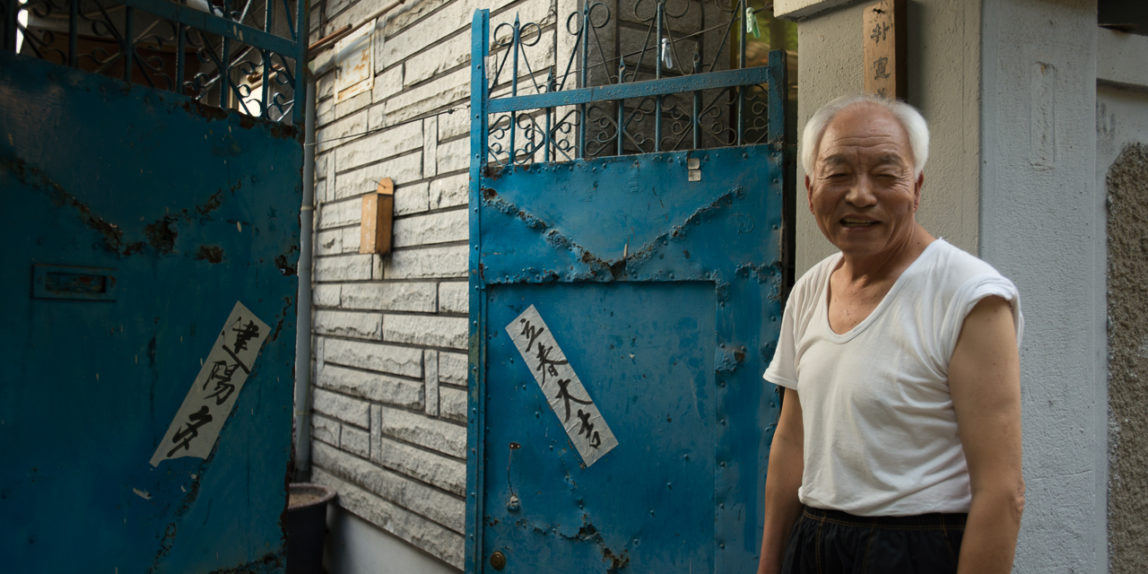 Hyunsung Park (박현성) invites us into his home in Daejeon (P.M. Lydon, CC BY-SA)