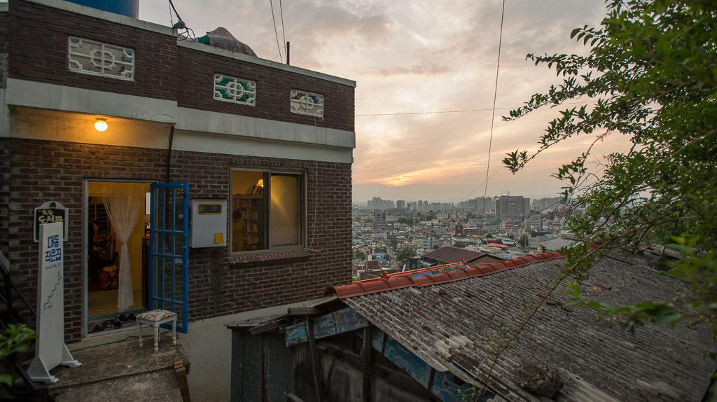 Small House (작은집) in Daejeon, Korea (CC BY-SA, P.M. Lydon)